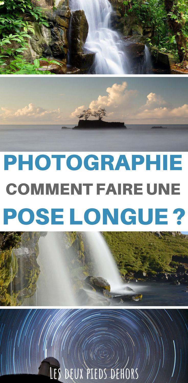 Remark faire une pose longue en photograph ? Le information complet