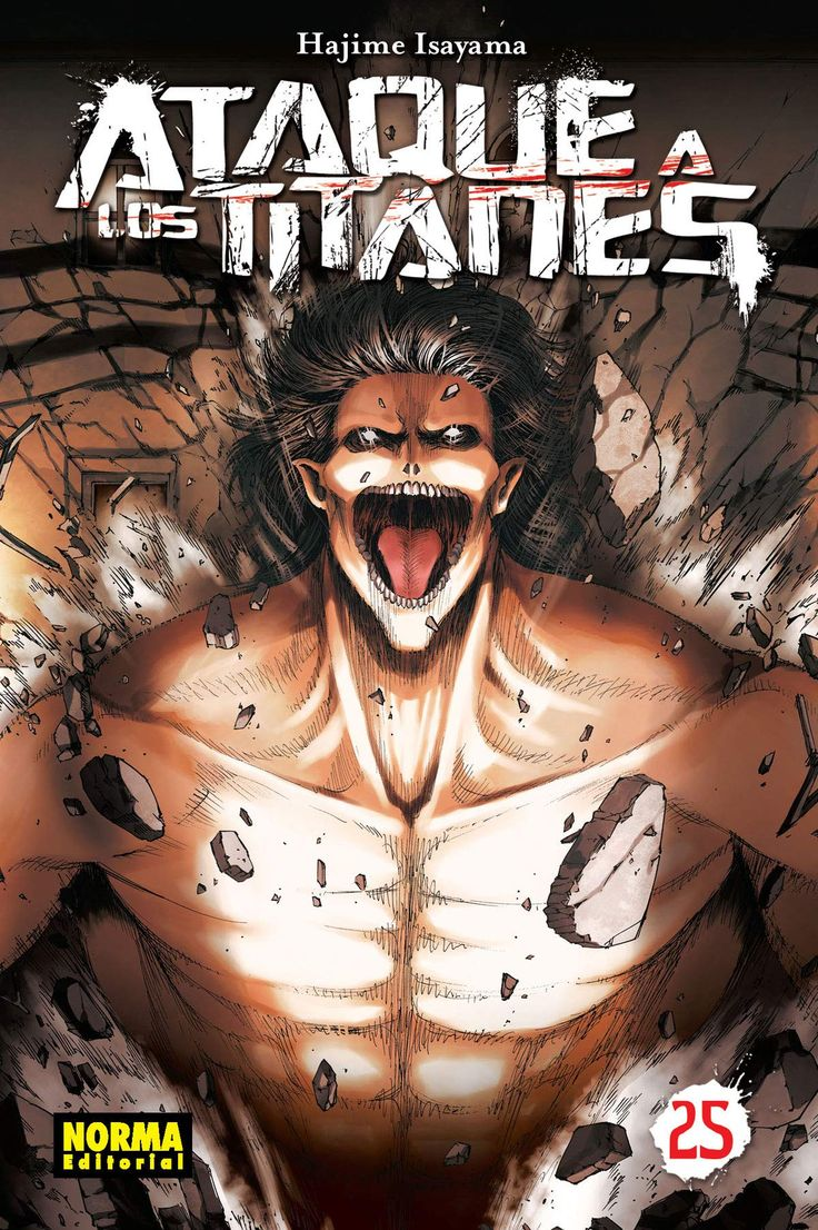 Ataque a los Titanes 25 los, Ataque, Titanes Kyojin