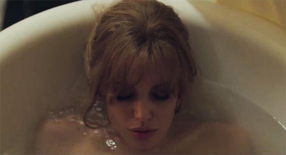 Angelina Jolie Was Afraid of Nude Bathtub Scene After