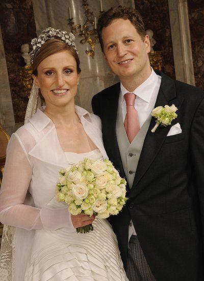 Prinz Georg Friedrich Ferdinand von Preussen und Prinzessin Sophie von Isenburg