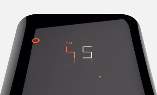 Details we like / Interface / Clock Screen / Minimal / Gradient / at leManoosh