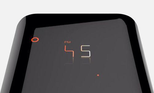Details we like / Interface / Clock Screen / Minimal / Gradient / at leManoosh