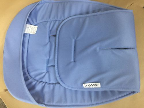 Seat Liners 180916: Bugaboo Seat Liner - Ice Blue - Floor Sample -> BUY IT NOW ONLY: $40 on eBay!