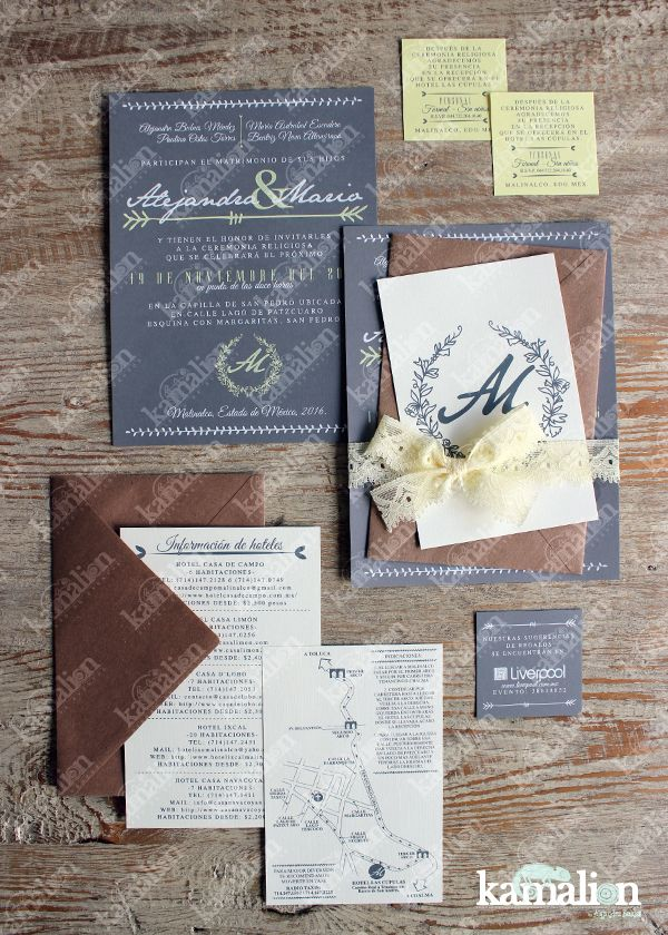 13 best invitaciones images on Pinterest Invitations, Cards and Invite
