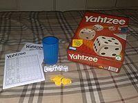 #LetsPlay #Yahtzee!