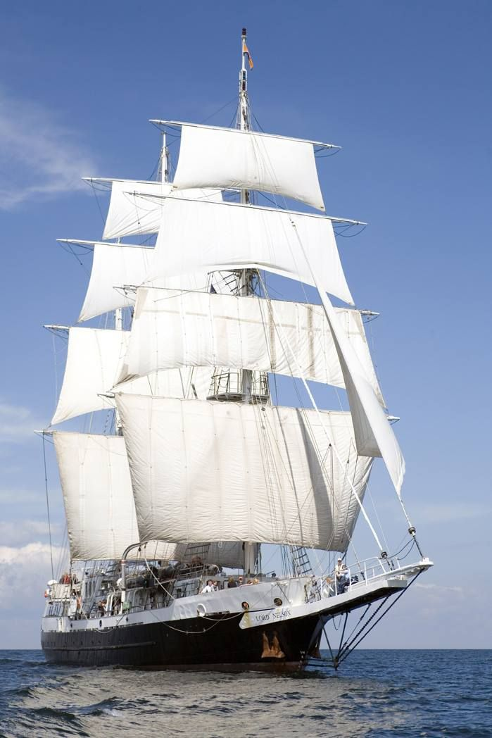 how to build an awesome sailing ship
