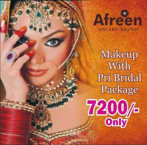 Afreen salon dehradun india