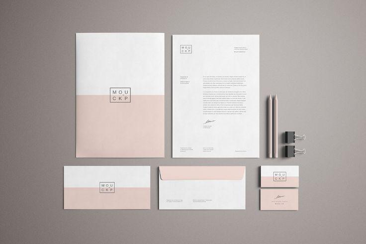 Advanced Branding Stationery Mockup Free Design Resources Stationery Mockup Free Stationery Mockup Business Card Mock Up