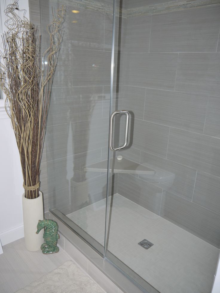 Shower Floor Tiles Which Why And How: 12 Best Images About Shower Stalls On Pinterest