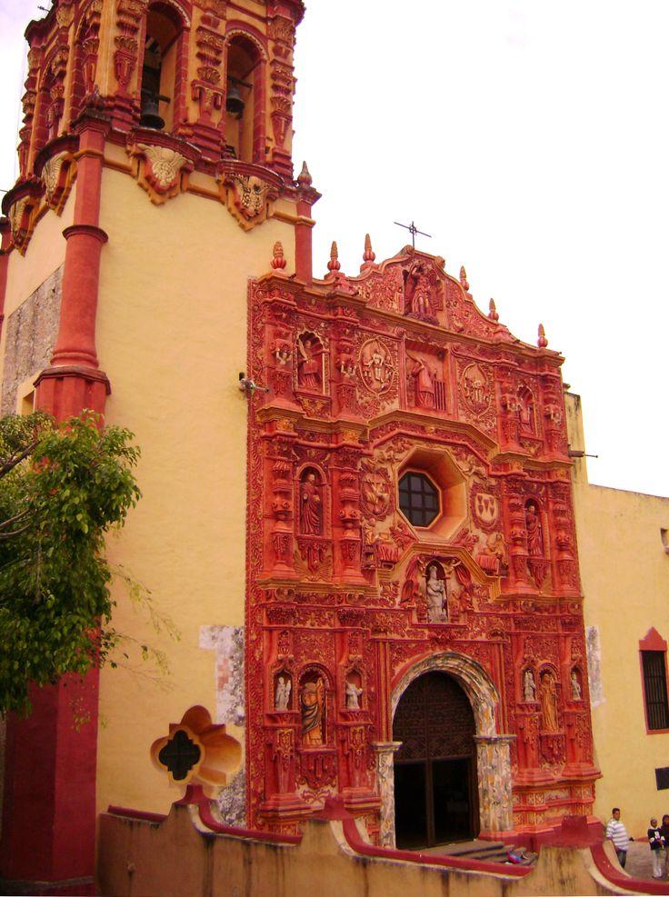 Landa De Matamoros Queretaro Mexico Travel Destinations ColonialMexicansArchitectureDestinations