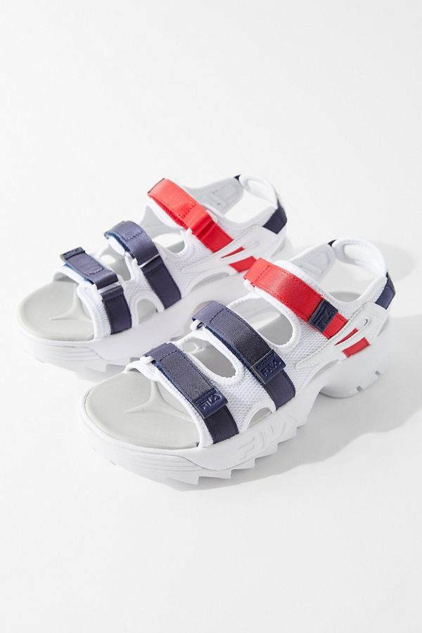 FILA Disruptor Sandal | Back to school shoes, Fila