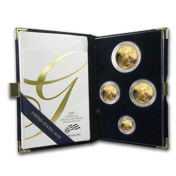 Proof Gold Eagle Set 1 Oz 1 2 Oz 1 4 Oz 1 10 Oz The Post Proof Gold Eagle Set 1 Oz 1 2 Oz 1 4 Oz 1 10 Gold Eagle Coins Gold American Eagle Eagle Coin