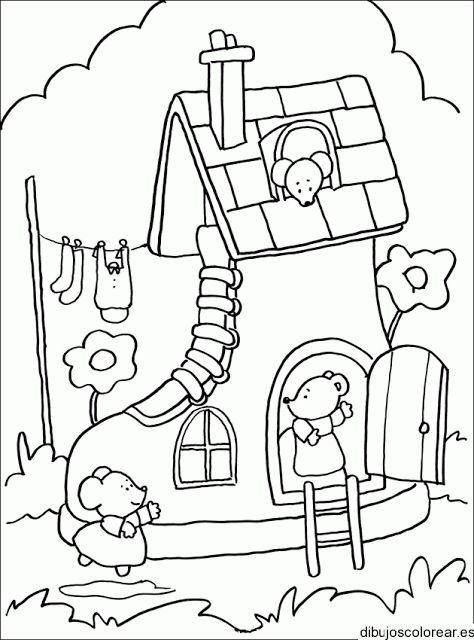 Infantil Mercedarias: la casa de los ratones que eran muy