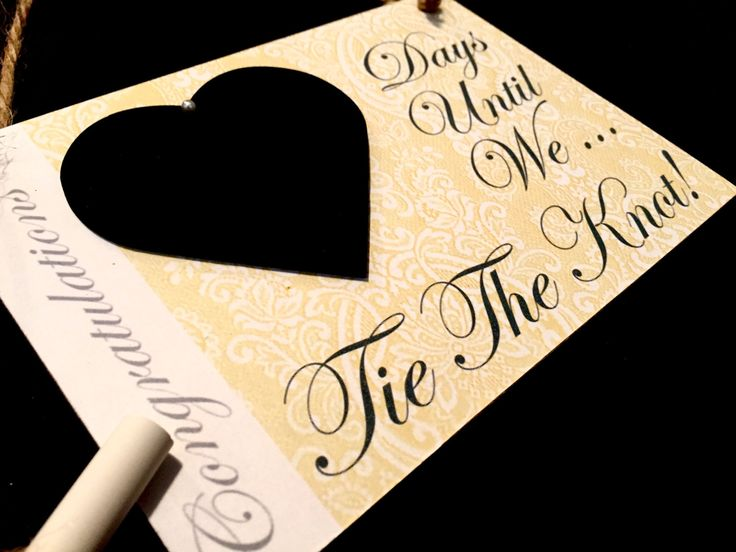 Gifts For Fiance On Wedding Day: 133 Best Images About Engagement Gift / Wedding Countdown