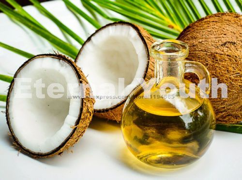 FRACTIONATED COCONUT OIL PURE NATURAL ORGANIC BASE CARRIER OIL Handmade 100ml