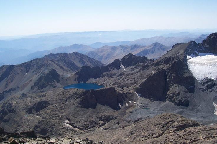 High atop the Kaçkar Mountains in northeastern Turkey.