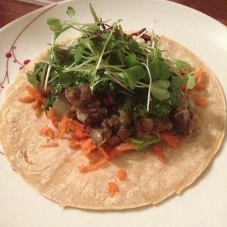 Mushroom and Lentil Asian Tacos | Did. Made. Love. | Pinterest ...