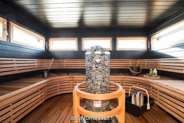 7 Sievitalo Merikoivu 118 - Sauna Kalajoen Loma-asuntomessut