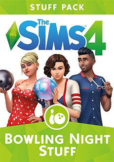 The Sims™ 4 Bowling Night Stuff - Official Site