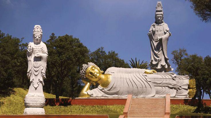 Buddha Eden Garden  • Azeitão, Portugal