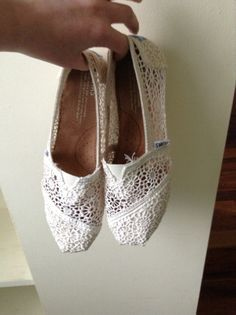 always wanted lace toms