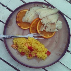 Gluten Free Recipe: Grilled Tilapia with Oranges
