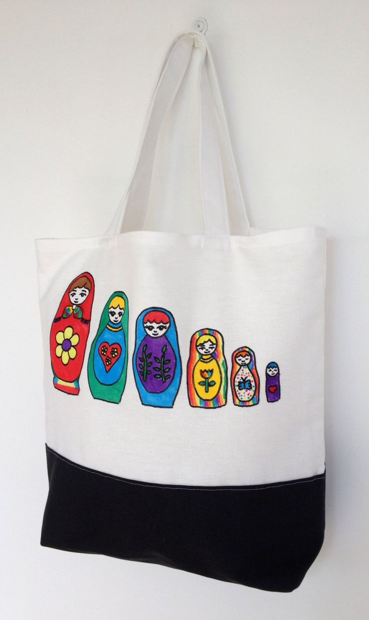 Colouring in tote bags & cushions for kids.