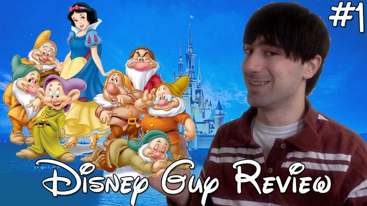 Disney Guy Review - Snow White and the Seven Dwarfs ---- I love Disney Guy's reviews. If you're a Disney geek you should check these out.