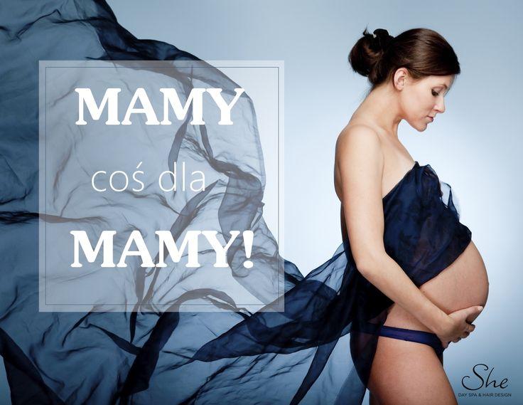 Drogie Mamy, przygotowaliśmy dla Was specjalne zabiegi! W She możecie skorzystać z delikatnego peelingu ciała, kilku rodzajów masażu, a także upiększania cery. Po szczegóły zapraszamy: http://dayspashe.pl/oferta/pielegnacja-kobiet-w-ciazy/ #ciąża #mama #dziecko #zdrowie