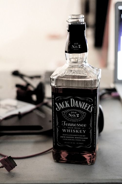 Jack Danials Bourbon whisky