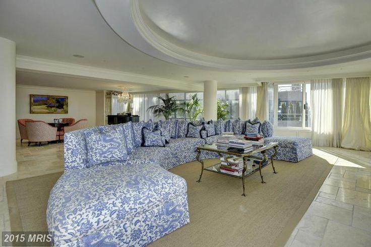 3030 K St Nw #ph106 Washington Dc Price $4550000 Beds 2 Baths Stunning 2 Bedroom Hotel Suites In Washington Dc Inspiration