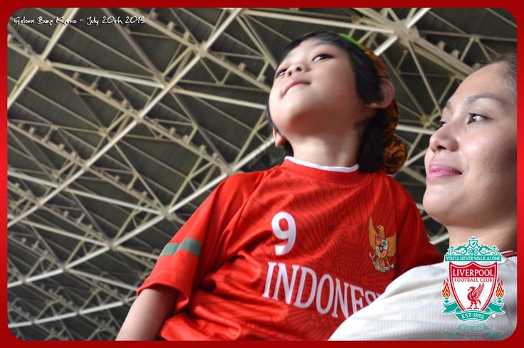 enjoy the game! #LFCTourJakarta #YNWA #RedsOrDead