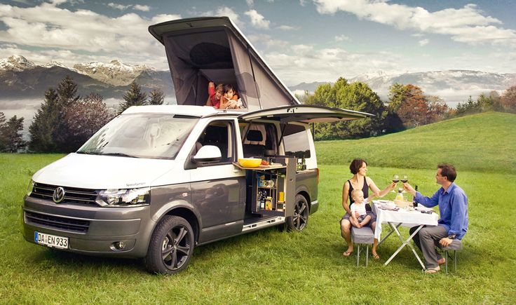 spacecamper bietet verschiedene modelle von camper vans an. Black Bedroom Furniture Sets. Home Design Ideas
