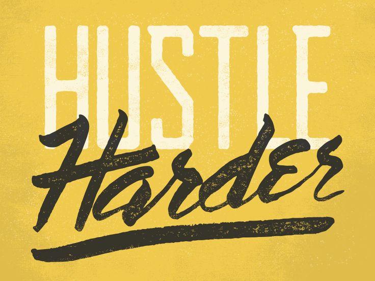 Hustle Harder by Jeremiah Britton
