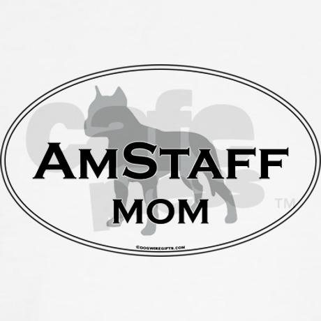 Am Staff Terrier MOM