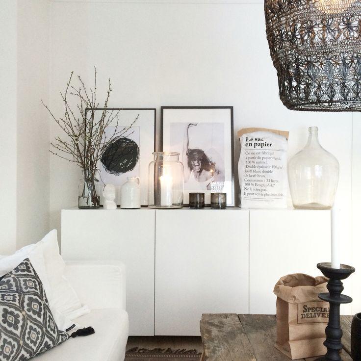 Livingroom, IKEA, metod