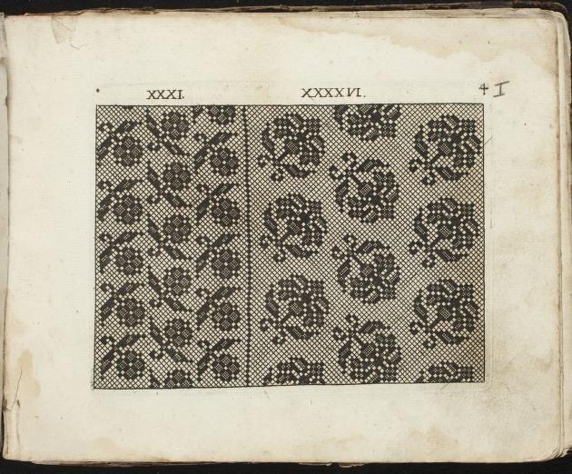 Model Buch : Teil 1.-2 ~ c. 1660 (Fürst, Paul, ca. 1605-1666)