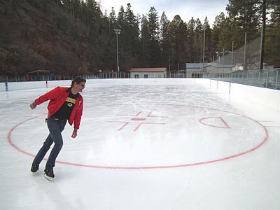 The Milberger Architectural Group Offers The Best Synthetic Ice Rinks On  The Market Today. Ice