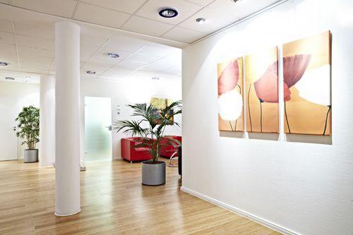 Gemeinschaftspraxis für Zahnheilkunde Dr. Baumgarten Quarree 4 · 22041 Hamburg