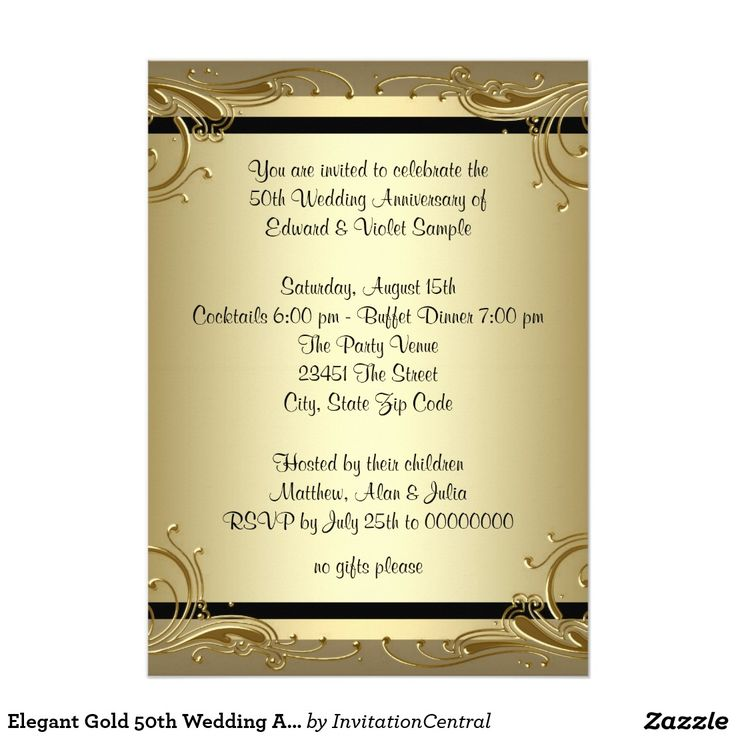 31 best Bach Invitations images on Pinterest | Anniversary ideas ...