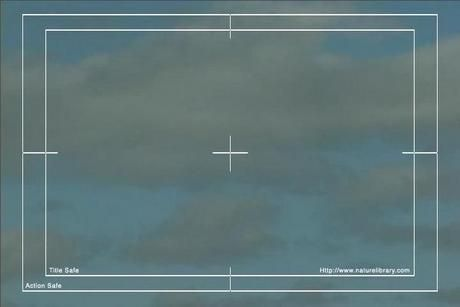 Royalty Free Stock Footage: Timelapse Clouds: NL00025