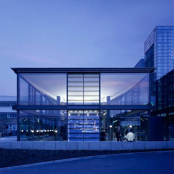 Joachim Schürmann Architekten: Erweiterung Robert-Bosch-Krankenhaus Stuttgart 2005