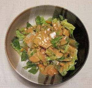 Ginger Salad Dressing Recipe - I adore this stuff :)