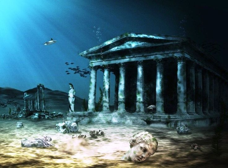 The Lost City of Atlantis is one of the oldest and most pervasive mysteries of the world. Since ancient times, people have been trying to locate Atlantis, which is believed to have submerged after an earthquake or tsunami. Greek philosopher Plato described Atlantis as a large island located near the Rock of Gibraltar, home of the most advanced civilization and being of unrivaled refinement with a glorious palace.