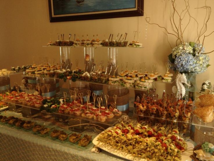 17 Best Images About Buffet Tables And Party Platters On