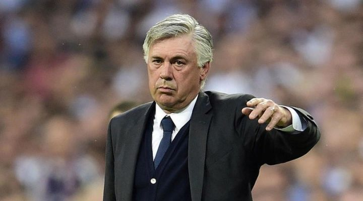 If we lose Ill cry and not look at the game. Carlo Ancelotti will be watching El Clasico on Saturdaypossibly.  Source