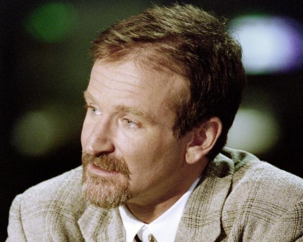 """Robin Williams' Lewy Body Dementia diagnosis: It should finally crush the """"sad clown"""" myth that haunted him."""