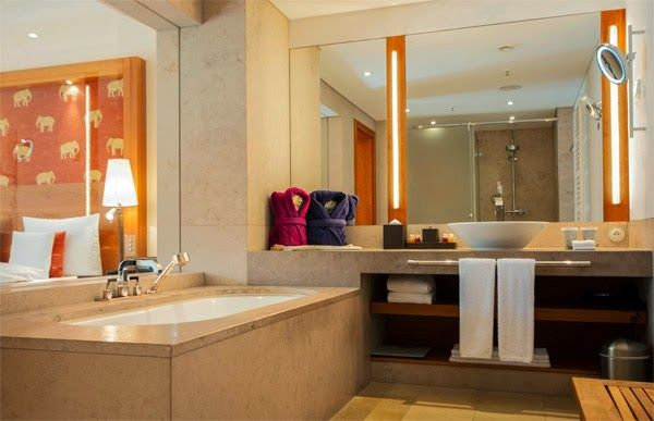 Trendoffice: Timeless bathroom luxury