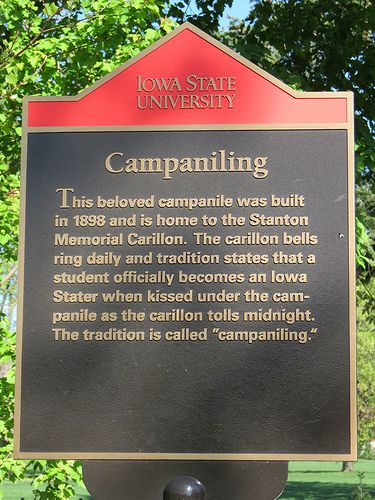 An Iowa State tradition