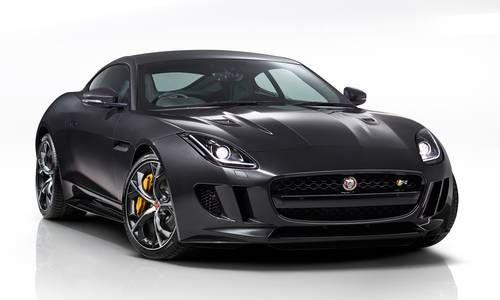 #Jaguar #FTypecoupé. Puissante, agile et unique.